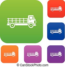 Truck set collection