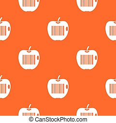 Code to represent product identification pattern seamless -...