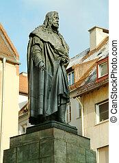 Albrecht Duerer, painter, monument, Nuremberg - Albrecht...