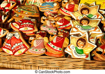 Christmas biscuits, Christmas cookies, Germany - Christmas...