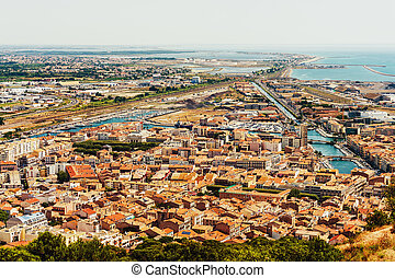 Sete - fascinating small town on the French Mediterranean...
