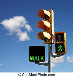 tráfego, luzes