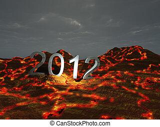 2012 vulcano