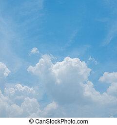 sky cloud  in the sky