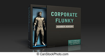 Corporate Flunky Employment Problem and Workplace Issues