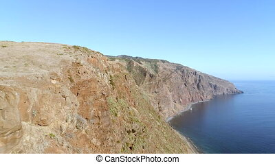 West Coast of Madeira - Madeira is a small Portuguese...