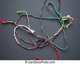 lucky bracelet amulet