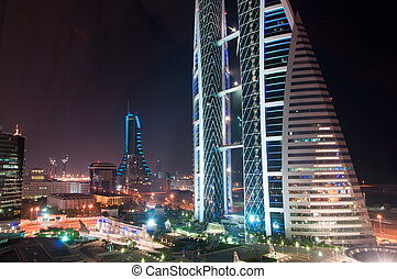 World Trade Centre, Bahrain - The World Trade Centre,...