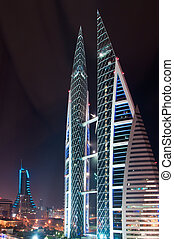 World Trade Centre, Bahrain.