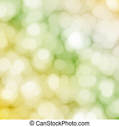 mellow bokeh and natural ligh - Abstract of mellow bokeh and...
