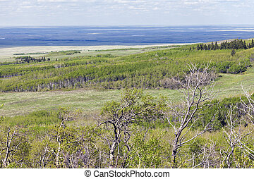 Grasslands National Park of Canada