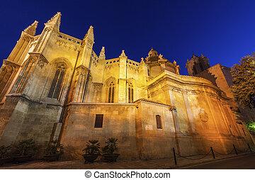 catedral, tarragona, santa maría