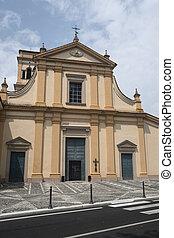Ancarano (Piacenza): olc church - Ancarano (Piacenza,...