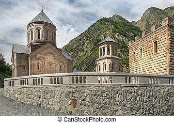 monastery of the Holy Archangels Michael and Gabriel in...