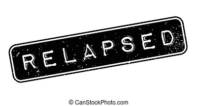 Relapsed rubber stamp. Grunge design with dust scratches....