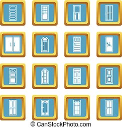 Door icons azure