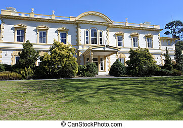 Old Government House - Auckland New Zealand - The Old...