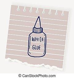 glue doodle
