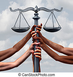 Community Justice And Law