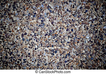 nature small stone floor