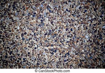 nature small stone floor