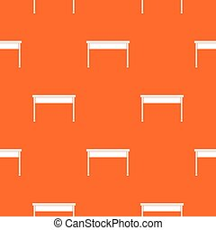 Desk pattern seamless