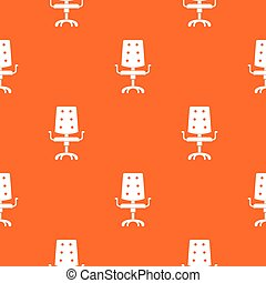 Office chair pattern seamless
