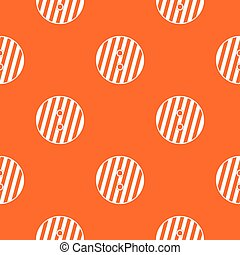 Striped sewing button pattern seamless - Striped sewing...