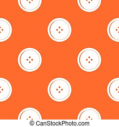 Round sewing button pattern seamless