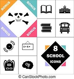 Skull crossbones computer symbol - Skull crossbones Icon and...