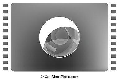 Soap bubble vector icon - Soap bubble stock vector icon...