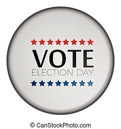 Isolated button vote