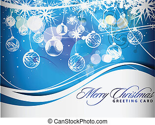 Christmas colorful design - abstract background for new year...