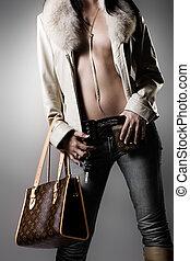Fashion accessories - Expensive designer fashion accessories
