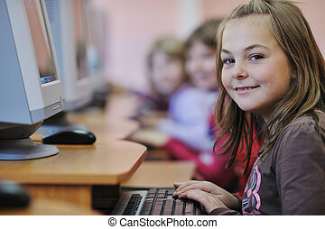 it education with children in school - it education with...