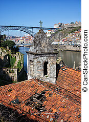Porto and Gaia Picturesque Urban Scenery in Portugal - An...