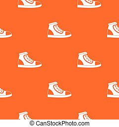 Athletic shoe pattern seamless - Athletic shoe pattern...