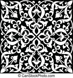 Arabesque Tile