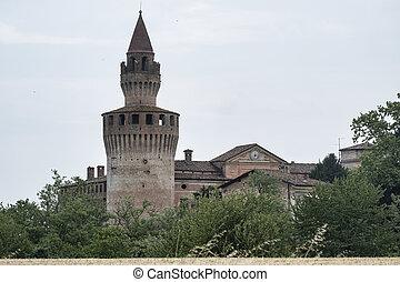 Rivalta Trebbia (Piacenza), the castle - Rivalta Trebbia...
