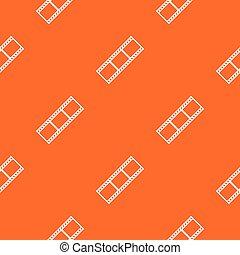 Film strip pattern seamless