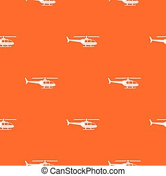 Military helicopter pattern seamless - Military helicopter...