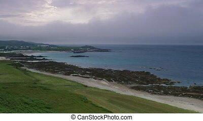 Coastline At Malin Head, County Donegal, Ireland - Graded...