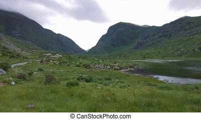 The Gap Of Dunloe, County Kerry, Ireland - Graded Version -...