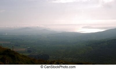 Wide View From Weatherstation, County Cork, Ireland - Graded...