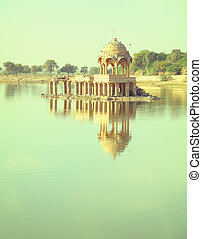 Gadsisar Lake is one of major tourist attractions of...