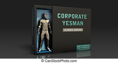 Corporate Yesman Employment Problem and Workplace Issues