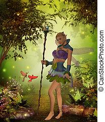Fairy Katria