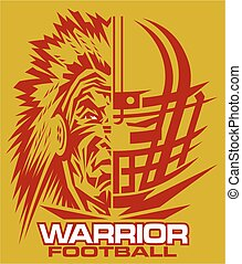 warrior football