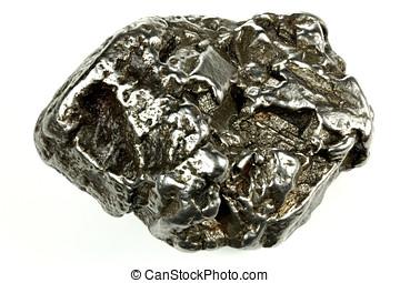 Campo del Cielo meteorite - fragment of the Campo del Cielo...