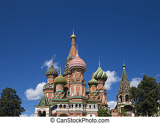Cathedral of Intercession of Most Holy Theotokos on the Moat...